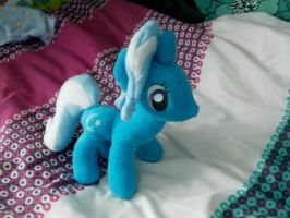 Trixie Commission 9 by DappleHeartPlush