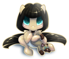 Baby Princess Chione by Mallemagic
