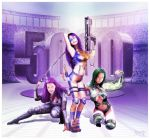 5000 Hits :: ROCINATE's Angels by ROCINATE