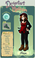 Me Making the Mysticism Meme (new ID) by SweetLittleVampire