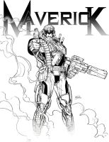 Maverick by SaviorsSon