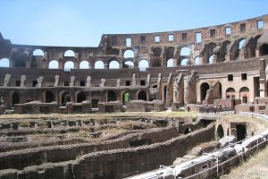 Roma, Coliseo int. by elodie50a
