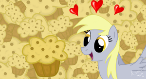 I Dream of Derpy by sgtgarand