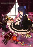 Stocking by ilurisa