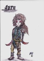 Seth - Fantasy Character by MaX---DeAtH