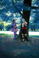 Umah and Kain cosplay (Blood Omen 2) by Daelyth
