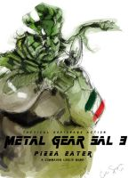 Metal Gear Sal by Erebus88