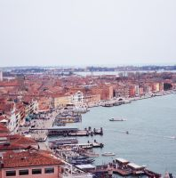 Venice from above by TheKiller-Queen