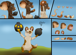 Mouse to Hamster TF by Athinea-tigresa0