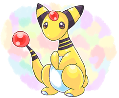 Ampharos by Niji25