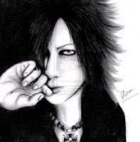 The Gazette Ruki by SobDontCry