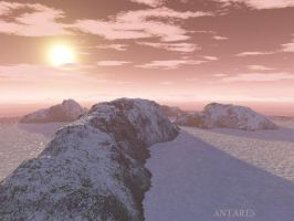 Frozen World by Antares2
