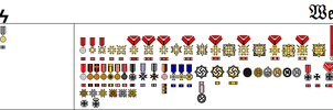 [WIP] [Alt. Hist] Medals of the Third Reich by bar27262