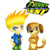 Johnny Test by xXBloody-MagicXx