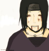 Sorry Sasuke by LainBascud