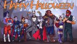 Thundercats Halloween 2013 by ReaperClamp