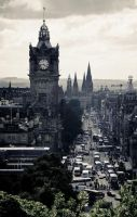 choose Edinburgh by ronald007
