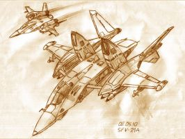 SFV-21A by TheXHS