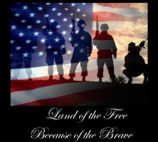 Land of the Free by Jax1776
