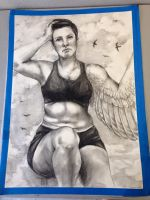 Life Drawing Final by Pencil-Only