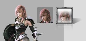 lightning icon making practice by HuangZhenyangHZ