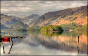 Derwentwater Morning ll by Rebacan