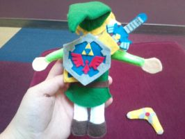 link plushie 2/4 by Funk-Golem