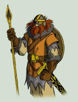 The Great Viking by legathin