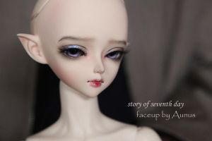 Face up22 by ymglq