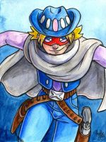 Sketchcard Power Stone Accel by fedde