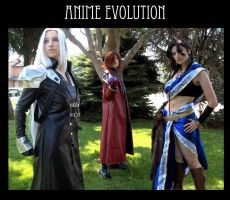 ll Anime Evolution Preview ll by Vega-Sailor-Cosplay