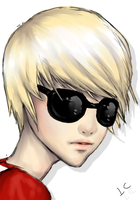 Dave Strider by Loves-Chihuahuas