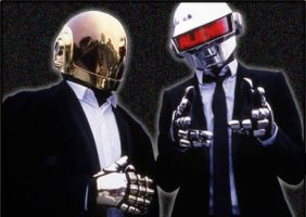 Daft Punk - Aliens by DaftVision