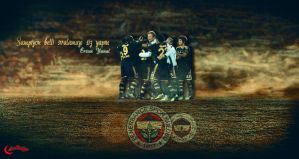 FENERBAHCE POSTER WORK. by 23Profficer