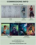 Commissions info by cibo-black-cat