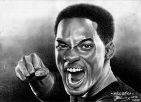 Will Smith by LivieSukma
