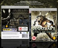 Resistance: Fall of Man by ewensimpson