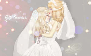 Fem!UsUk - Just married by YamiMana