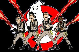 ghostbusters by AlanSchell