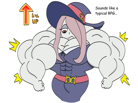 Beefy Sucy by BroozerPunch