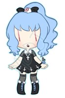 J - Pastel Solo Adopt 2 (CLOSED) by AdoptablesJS