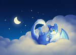 Mika: Coffee in the Clouds (extended version) by streetdragon95