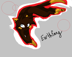 Earthfang RQ by Nightfawn