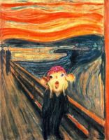 The Pob by Edvard Munch by seagles567
