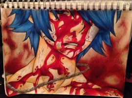 The time of life - Gray Fullbuster by charswarrenxo