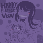 Happy Birthday Wrenzephyr2 by MentalCrash