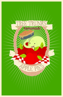Tree Trunks' Homemade Apple Pies by LaggyCreations