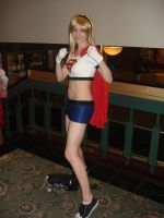 Super Girl Cosplay by OtakuPics