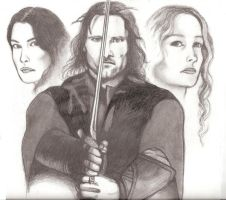 Aragorn 2 by Wild-Huntress