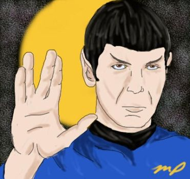 Live Long And Prosper by tumiaus
